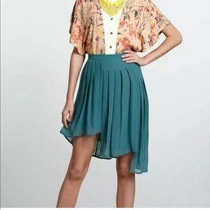 Treasure by Samantha Pleet Stairway Skirt Anthro
